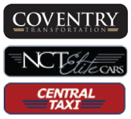 Coventry Transportation/NCT Elite Cars/Central Taxi